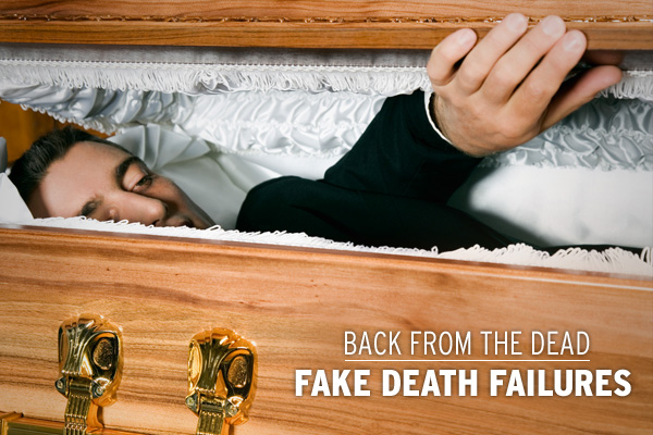 Faking Death to Flee from Life : Killers Without Conscience