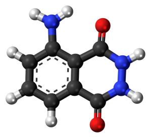 Luminol_molecule_ball